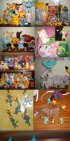 My Pokemon Collection by VengefulSpirits