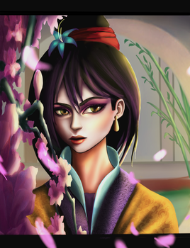 Mulan by Annas-2Art2