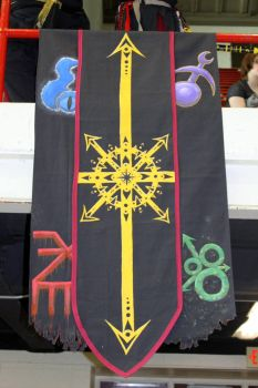 House Hellhammer Banner by StaticKling31