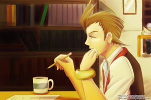 AA: Study Hard... by witch-girl-pilar