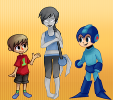 SSB4 NEWCOMERS by Slitherbot