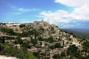 Gordes - France by elodie50a