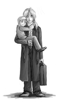 FMA - Two brothers by FerioWind