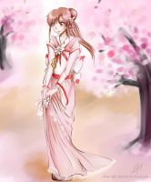 Asuna: in a full blossom... by Rinoa-Light-Leonhart