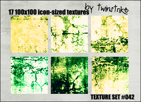 Texture Set 042 by twinstrikeish