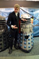 The Doctor and the Dalek (2) by masimage
