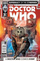Doctor Who - Supremacy of the Cyberman - #3 by FabioListrani