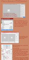 How To Animate In PS Elements by Abiadura