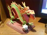 Dragon Papercraft by ferocks
