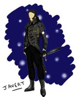 Javert looks sexy in his new costume by Thehighwaygirl