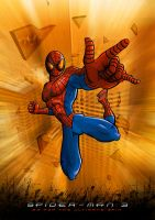 Spider-man 3 by PatrickBrown