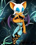 Rouge the bat by angy5