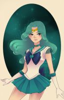 Sailor Neptune by Watertae