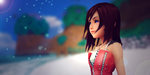 Waiting for you by Kingdom-Hearts-Realm