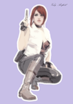 For VickyxRedfield by KINGODM-HEARTS-FAN