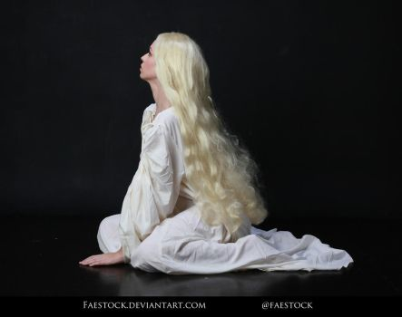 Crimson Peak - Sitting Pose Stock Resource 23 by faestock