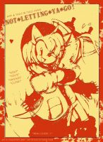 Tails Away: ThinkingOfYouCard by darkspeeds