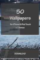 50 wallpapers for iPhone iPod by alxboss