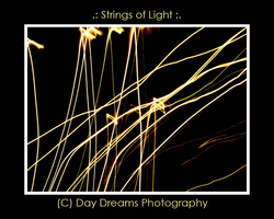 .:Strings of Light:. by DayDreamsPhotography