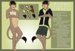 Avery Reference 2011 by TaintedAzaelia