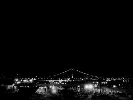 Ben Franklin Bridge. by soco73