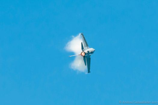 F-16 Fighting Falcon II by anjules