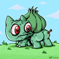 Bulba-sore-arse by Splapp-me-do