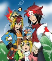 Pkmn: Johto Journey by Metalbeast114