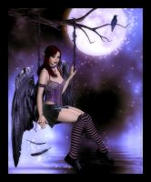 Raven's Enchantment by RavenMoonDesigns