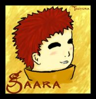 cute gaara -tryout- by tsuyura