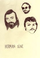 herman dune by drawingsbycharlotte