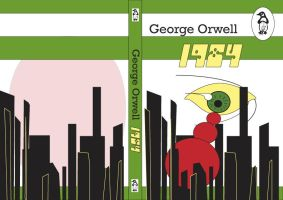 1984 Contemporary cover by Meadowknight