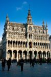 La grande Place Brussels by drouch