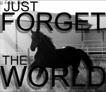 {...Forget The World...} by EverlastingRide