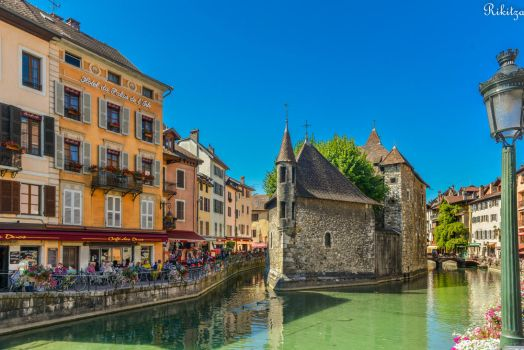 Old Annecy by Rikitza