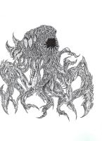 Tentacle Terror by WretchedSpawn2012