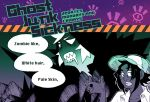 Ghost Junk Sickness CH7-- Page 30 update! by spacerocketbunny