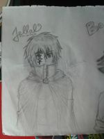 Jellal [sketch] by anipo1