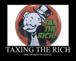 Taxing the rich by Balddog4