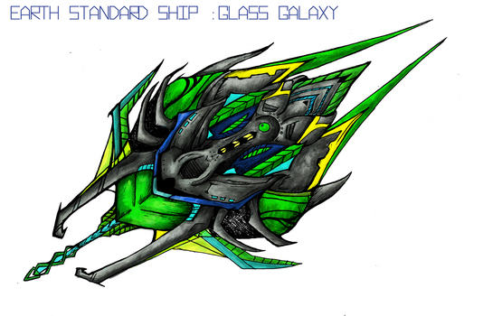 ESS:Glass Galaxy by KyuubiNight