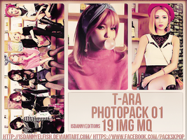 T-ARA - PHOTOPACK#01 by JeffvinyTwilight
