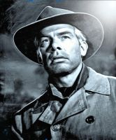 Lee Marvin by montag451