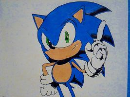 Sonic Is Number One Ver 4 by DarkGamer2011