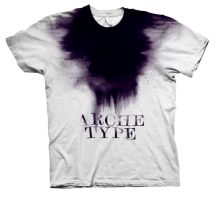 Archetype T-Shirt: band name by aanoi