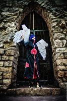 Naruto: Paper Angel by KaelinTheBlackSwan
