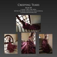 Creeping Tears Pack 89 by Elandria