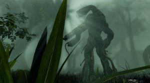 plant beast in udk by liamslackofsurprise