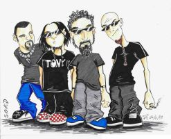 SOAD Kique-style by kique-ass