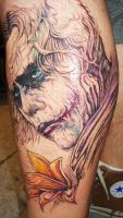 Joker Tatoo by BobRoss2