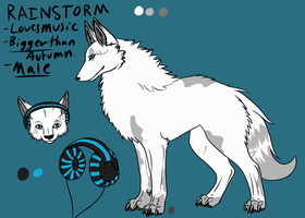 COMM: Rainstorm Reference by MagicallyCapricious